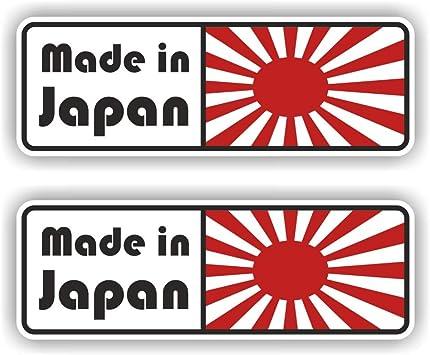 Folien Zentrum 2x Made In Japan Aufkleber Shocker Hand Auto Jdm Tuning Oem Dub Decal Stickerbomb Bombing Sticker Illest Dapper Fun Oldschool Auto