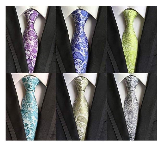 compra meglio carino economico vasta selezione di WeiShang - Cravatta - Uomo Stile 01. 85: Amazon.it: Abbigliamento