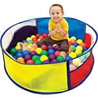 Ball Pool for Kids with Balls Foldable Tent for Babies 50 Ball Free for Children