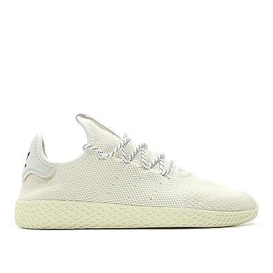 Amazon Com Adidas Men S Pharrell Williams Hu Holi Tennis White