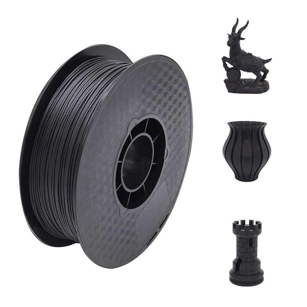 PLA Filamento, filamento de Fibra de Carbono 1.75 mm/precisión +/- ...