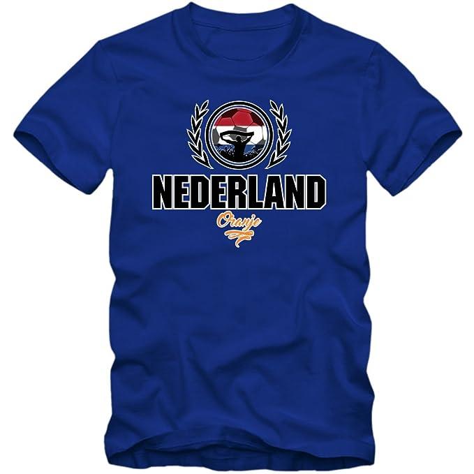 Fútbol Paises Bajos V2 Camiseta | Hombre | Fútbol | Jersey | Oranje | Equipo Nacional