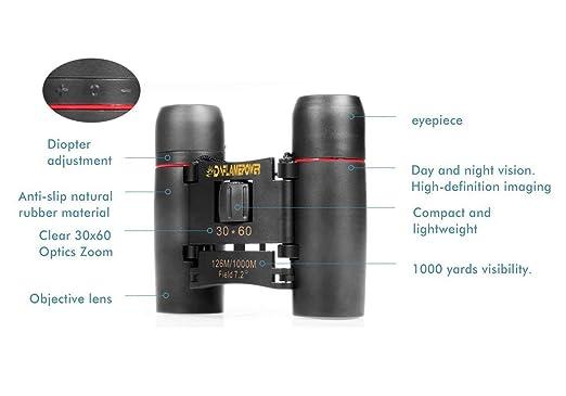 Dreampower fernglas teleskop 30 x 60 kompakt: amazon.de: kamera