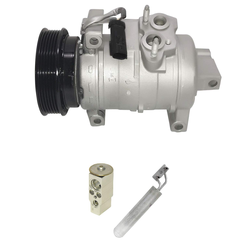 RYC Remanufactured AC Compressor Kit KT D089