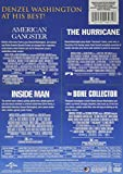American Gangster/The Hurricane/Inside Man/The Bone Collector