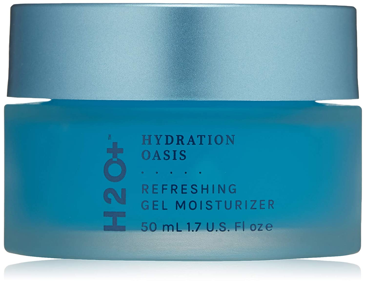 Refreshing Gel Moisturizer for Face with Hyaluronic Acid | H2O+ Japanese Skin Care | Luxury Clean Beauty | Hydration Oasis Collection