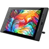 VEIKK VK1560 Drawing Monitor 15.6 inch Full HD IPS Graphics Display with 8192 Level Battery Free Pen Stylus and 7 Shortcut Keys and ScrollDial