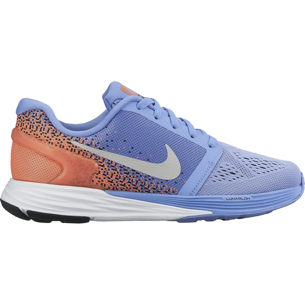 1c9d7ff08f7 Nike Girls' Lunarglide 7 (Gs) Running Shoes Multicolored Size: 4.5 ...