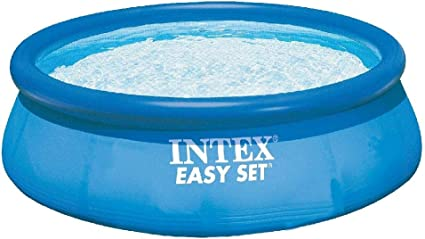 Intex 28112GN - Piscina Easy-Set Set Filtro de Cartucho 1,250 l/h ...