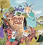 img - for The Wolf and the Seven Kids (World Classics) (World Classics (Lerner)) book / textbook / text book
