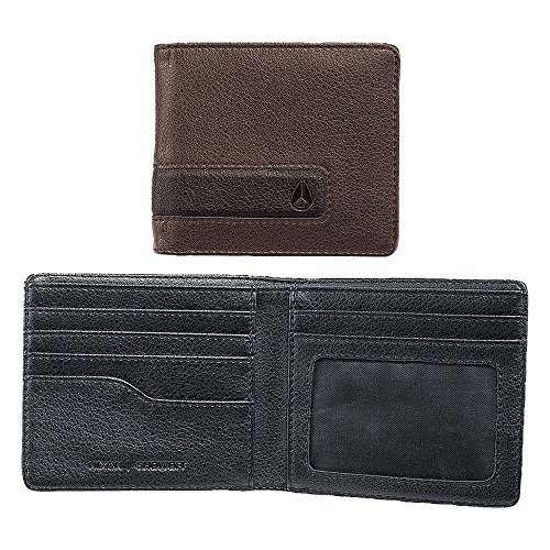 nixon-showoff-bi-fold-wallet-brown-one-size