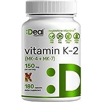 Vitamin k2 MK-4 MK-7 Bone Health