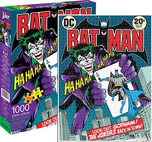 1000 piece puzzle dc comics - 3