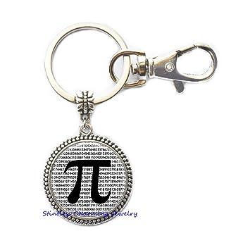 Amazon.com: Llavero Pi para profesores, ciencias ...