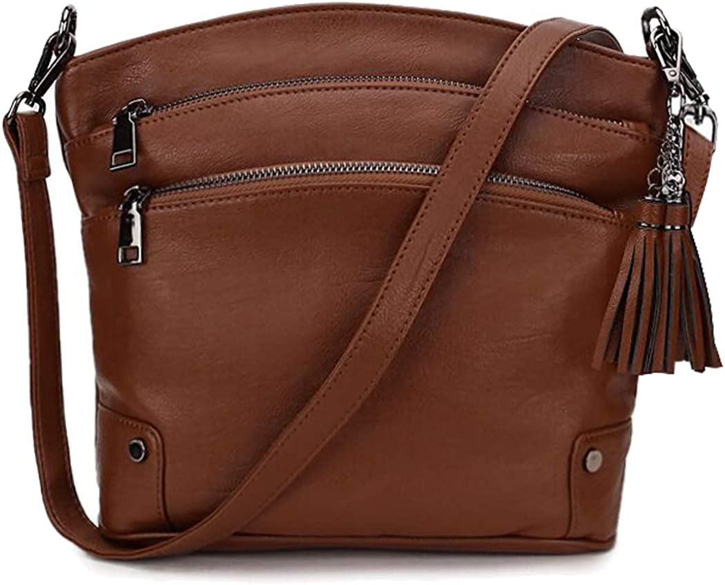 Crossbody Bag Triple...