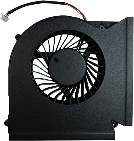LPH Replacement GPU Fan for MSI GT73VR GT73VR-6RE GT73VR-6RF GT73VR-7RE GT73VR-7RF PABD19735BM-N369