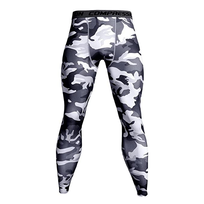 fbdd37448223f4 MOIKA Sport Leggings Herren, Armour Leggings Herren Fitness - Hose  Traininghose Jogginghose Funktions Gym Shorts