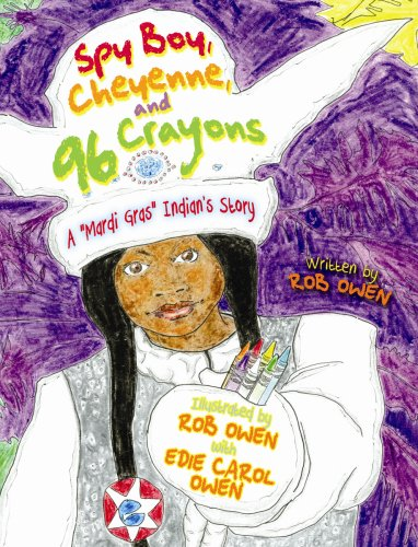 Spy Boy, Cheyenne, and 96 Crayons: A