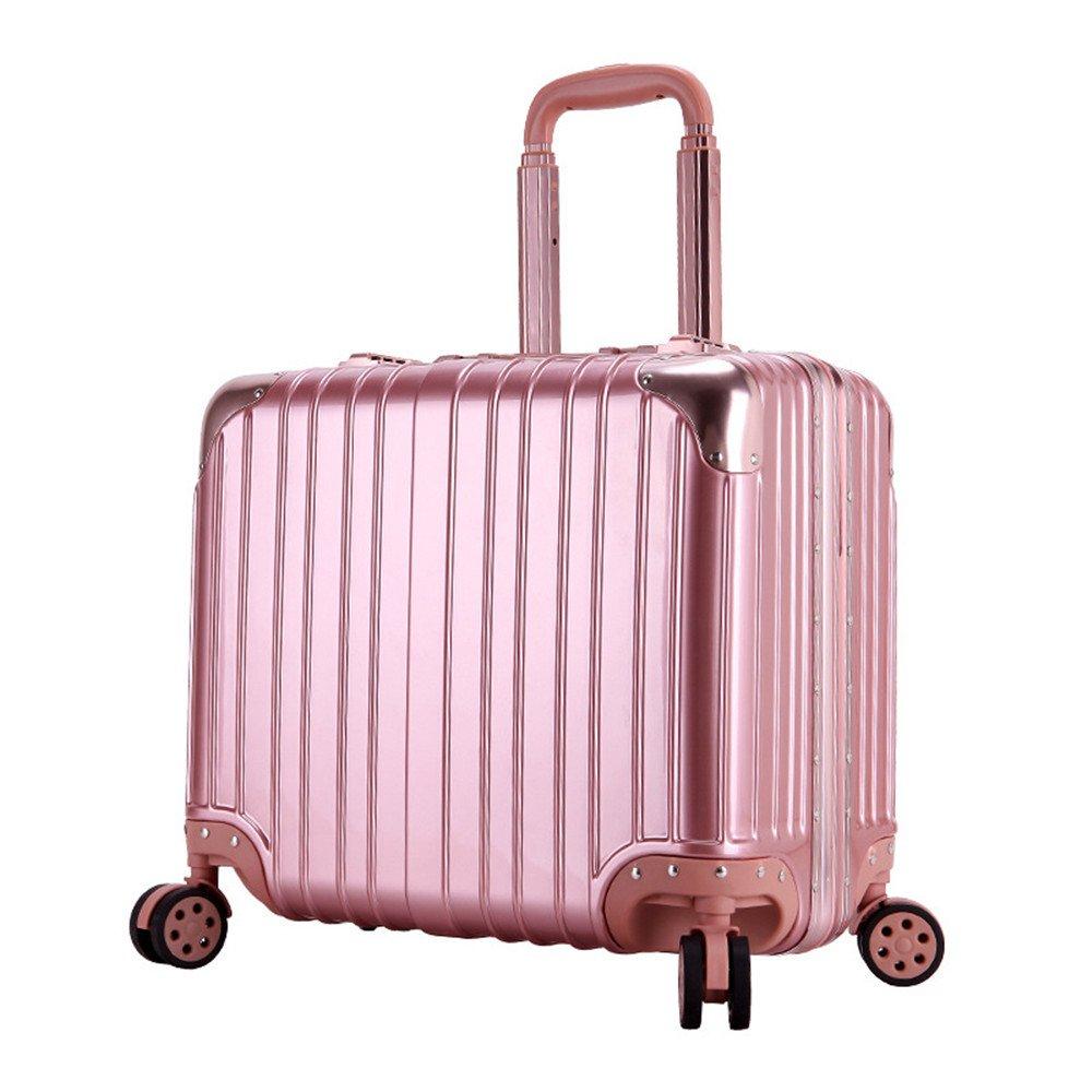 Haikellos Marco de Aluminio de Oro Rosa de 18
