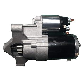 M0T20873 LRS02100 0986018310 - Motor de arranque de 13 dientes (1,4 kW): Amazon.es: Coche y moto