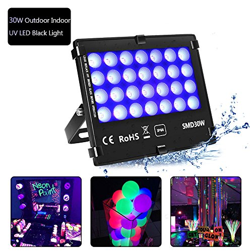 Black Light Flood Light