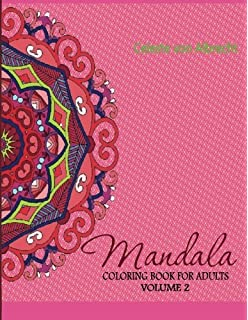Mandala Coloring Book For Adults Volume 2 3