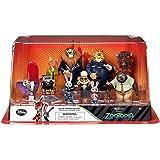 Ufficiale Disney Zootropolis Deluxe 10 Figurine Playset