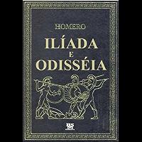 Ilíada e Odisséia (2 em 1, com Índice Ativo) [Edição especial Ilustrada]
