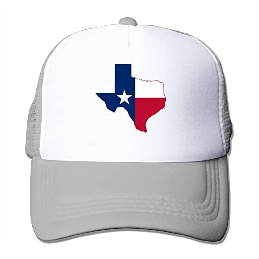 Amazon.com  jauefvbncla Adult Texas Flag Trucker Hats d46bbe51890