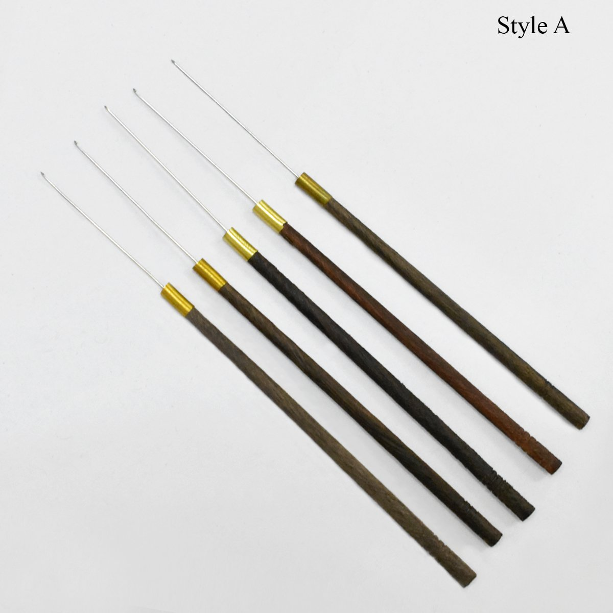 Hand Embroidery Needles for Aari Embroidery Technique (5 Needles per Packet) (All Three Style) embroiderymaterial.com