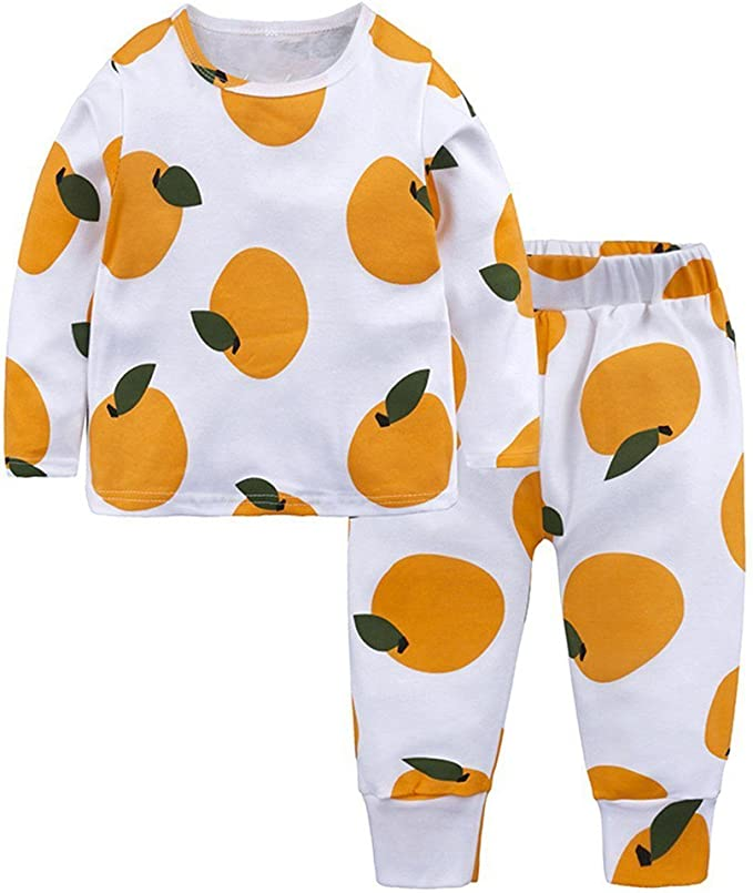 Baby girl// boy unisex pjs pyjamas clothes toddlers sleepwear age 1-3