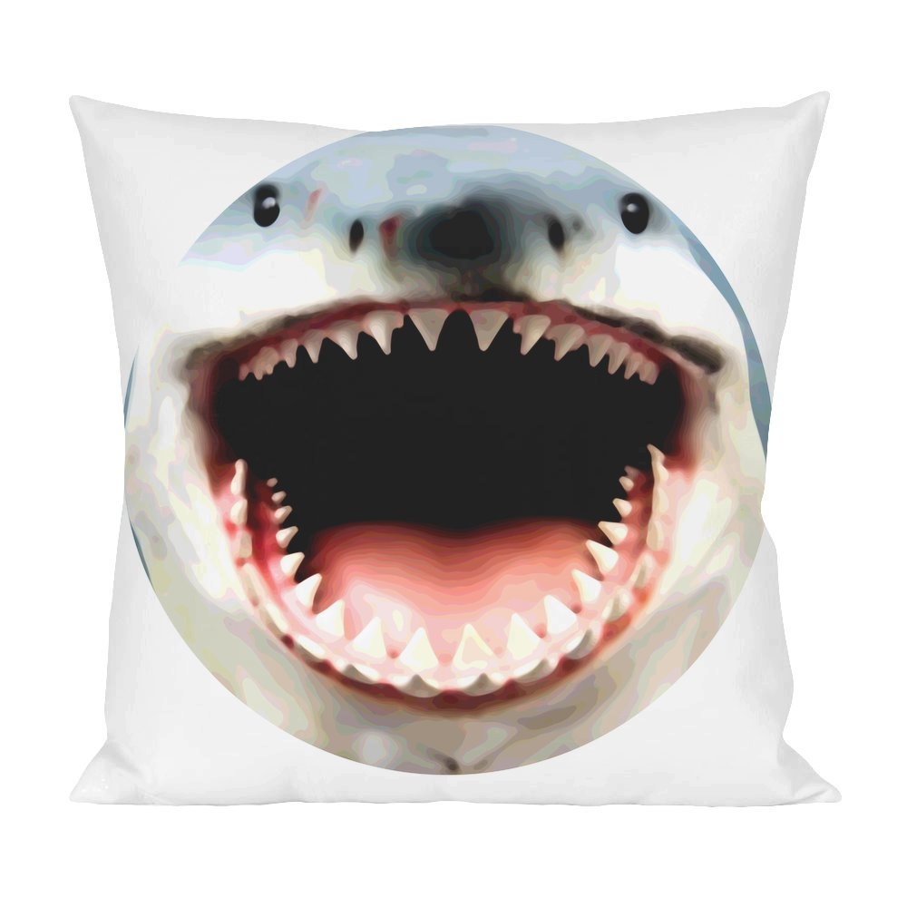 Shark Pillow Amoior