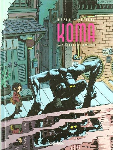 Descargar Libro Koma 3. Como En Los Westerns Pierre Wazem