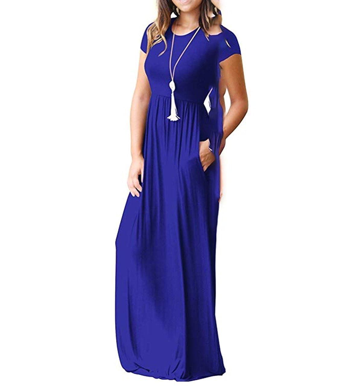 b465ba985 Short Sleeve Maxi Dress For Juniors