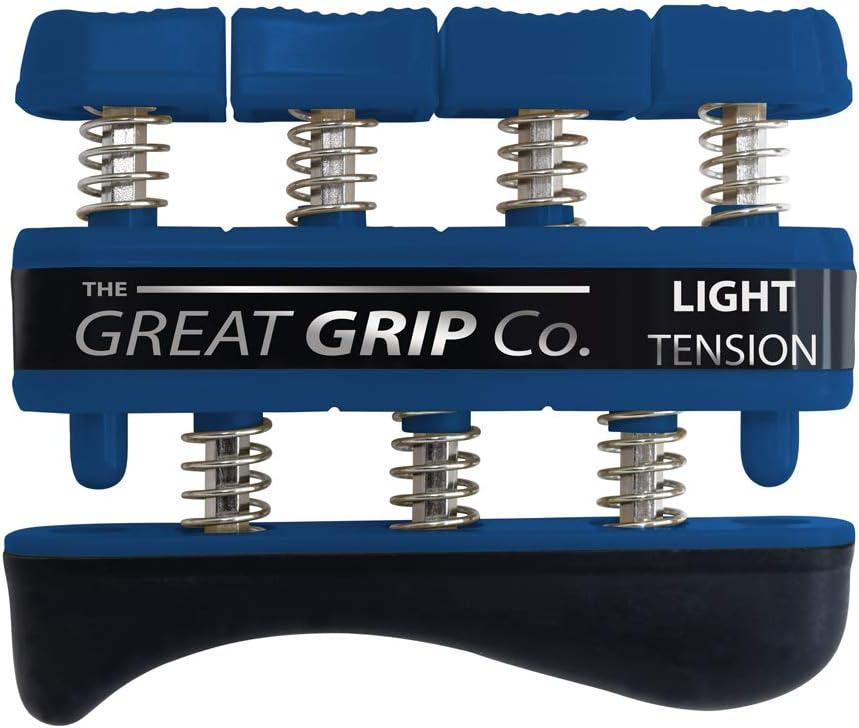 HVY 3, 5, 7, 9 lb//Finger The Great Grip 4 Pack: X-Lt Lt Med