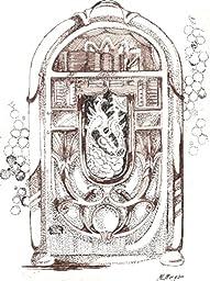 Jukebox drawing
