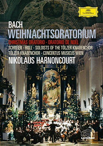 Bach - Christmas Oratorio (Weihnachtsoratorium) (Bach-shops)