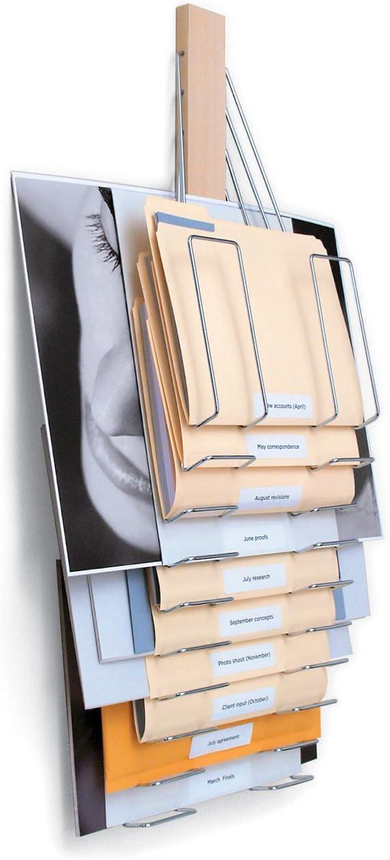 Up Filer Original Wall File Organizer or Pockets. S 10 Max 73% OFF Hangers Fashion