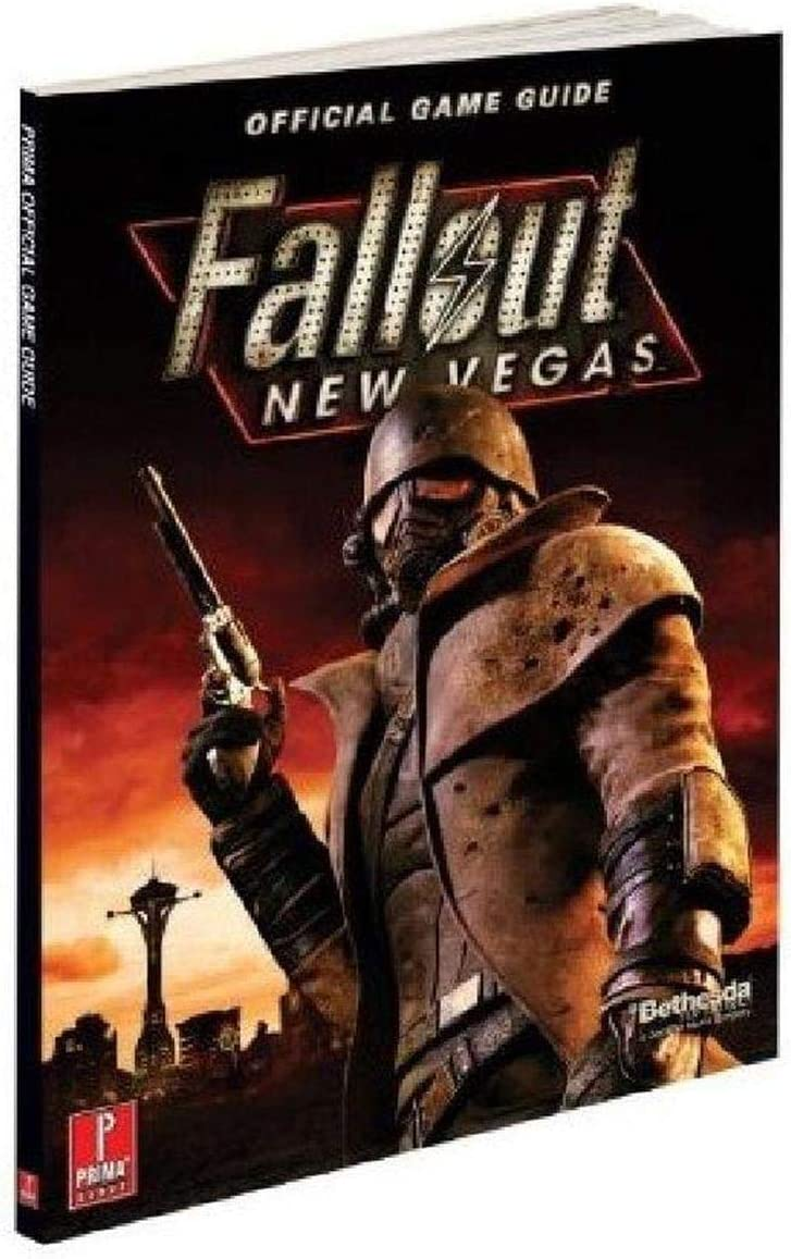 Fallout New Vegas Official Game Guide Prima Official Game Guides