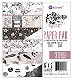 Prima Marketing 6X6 Paper Pad-Rose Quartz