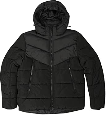 Tom Tailor Men's Heavy Puffer Jacket quilted