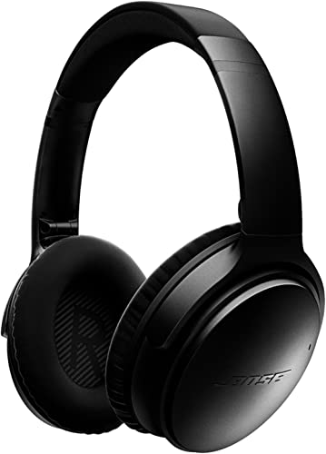 Bose QuietComfort 35 Series I Wireless Headphones, Noise Cancelling – Black