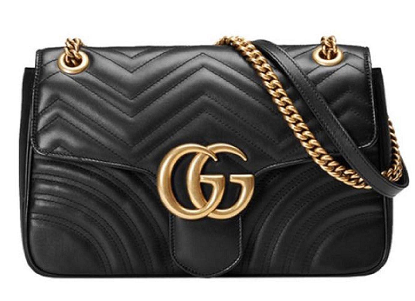 Gucci.Women s GG Marmont Medium Inclined Shoulder Bag  Amazon.ca  Shoes    Handbags 26ecb34728330