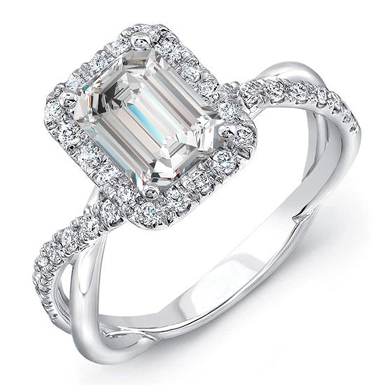 5aed623b6293 Envio gratis Lilu Jewels - Anillo de compromiso para mujer