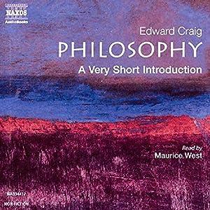 Philosophy Hörbuch