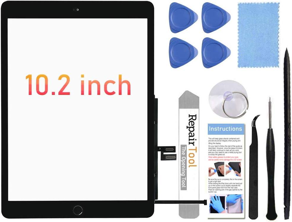 Fixerman Touch Screen for iPad 7th Gen 8th Gen Digitizer 10.2