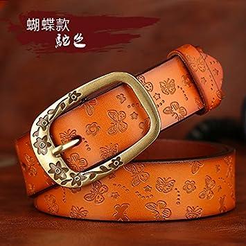 LLZZPPD Cinturón Cinturones Cinturones De Cintura Fina para Mujeres  Cinturones De Mujer Boda Cumpleaños Regalos Parejas Día De San  Valentín Decoración  ... a60ec876a5cf