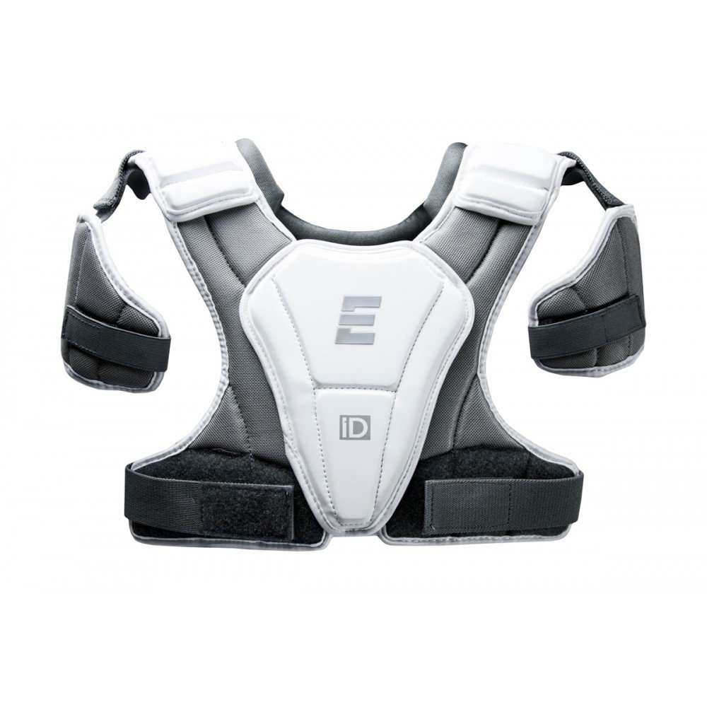 Epoch Lacrosse iD High Performance, Lightweight, Flexible, Lacrosse Shoulder Pads for Attack, Middie and Defensemen