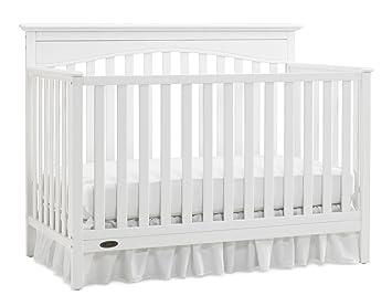Graco Hayden Convertible Crib, White