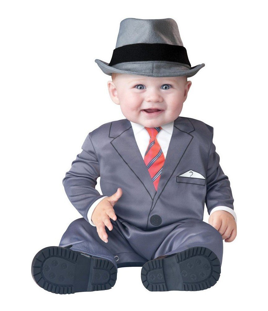 Baby Business Baby Infant Costume - Infant Medium